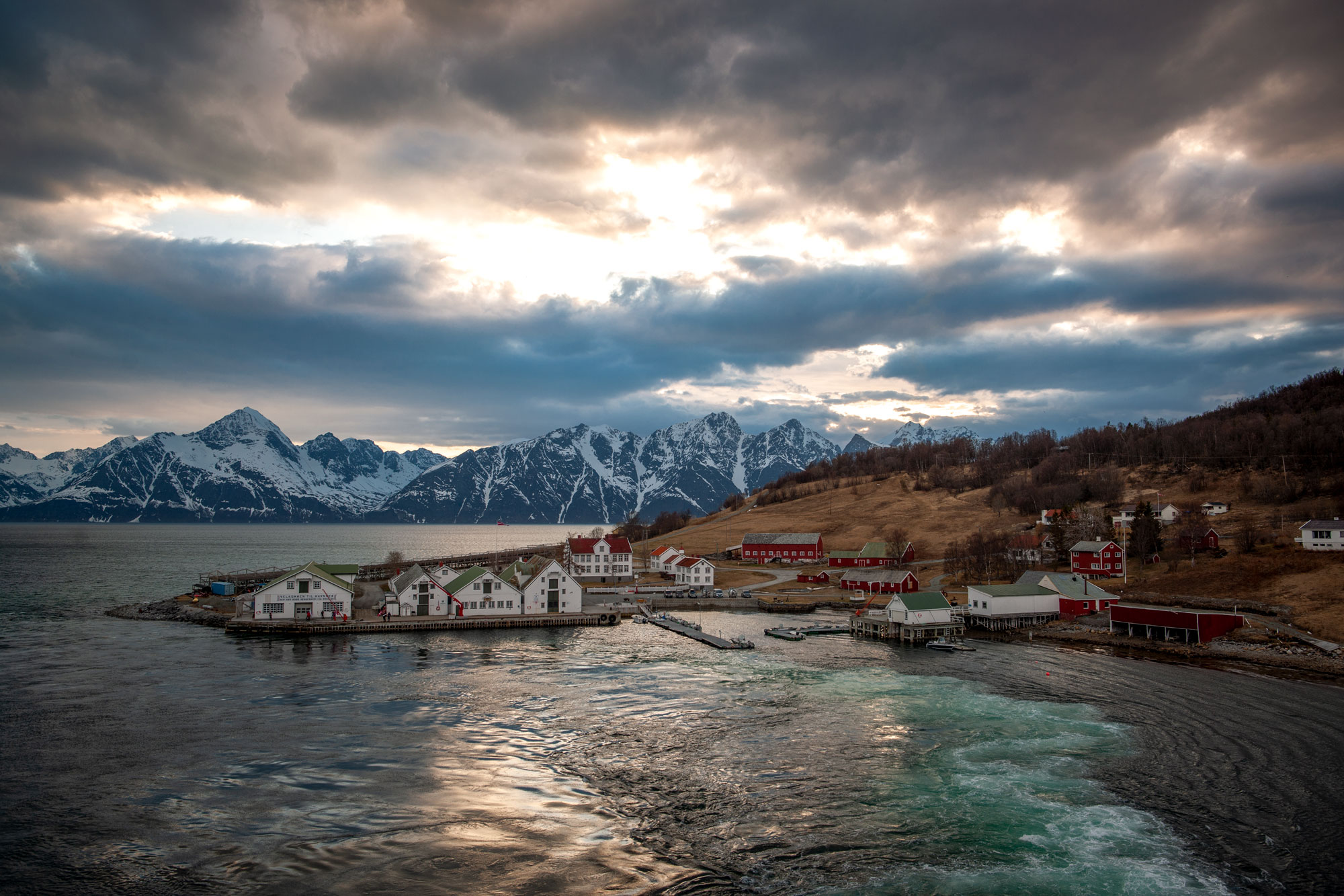 Havnnes, Troms