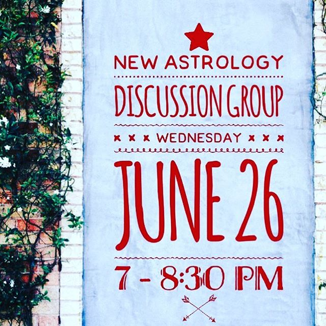 I would love to have you! I'm back from my travels and ready to get into some transits and charts ✨ We are in the new meeting space in Suite 10🙋🏼‍♀️ We meet the last Wednesday of every month! Follow us below for info every month #repost: @astrologydiscussion Join us for our #astrologydiscussiongroup monthly meeting this Wednesday June 26- address in bio 👆🏽$15 door fee...bring your chart if you'd like. We will discuss transits, charts and all things astrology. This group is for anyone with an interest in astrology. Hosted by Laura Boone of @therealetherealshow and fellow astrologer Ashley Marie Adams @starrybird73 #atlastrology #atlantaastrology #astrology #astrologydiscussion