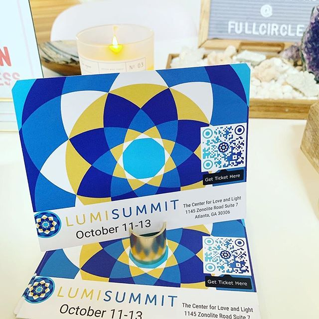 We💗 this weekend! It's a very high quality way to spend your time- @jlcrystalsisters will be there with #remedyrocks crystals and healing sound bowls from @soundapothecary 💎 you don't have to attend the summit to shop- but check out the summit at links below- they have single day passes this year! 🧲🦠❤️ #repost • @fullcircleatl ☽ ✮ SPECIAL OFFER ✮☽ . The @thecenterforloveandlightatl is so sweet to offer our @fullcircleatl community a SPECIAL DISCOUNT code for their LumiSummit! . October 11-13th . Promo Code :: Lumifriends19 . // enter the code at check out + receive $95 off a full weekend ticket // . Lots of amazing healers and practitioners like @pranicsoul + @saraheiler22 + @handfulofstars_readings + @soundembracehealth + @jamie_butler_medium + @therealetherealshow + @unscriptedway  And more! . Here is a link to the full schedule and tickets: https://jamiebutlermedium.com/event/lumisummit-2019/ . Enjoy! . #fullcirclestudioatl #lumisummit #specialoffer #workshopatl #wellness #wellnessatl #yoga #astrology #healing #selfcare #fullcircleatl