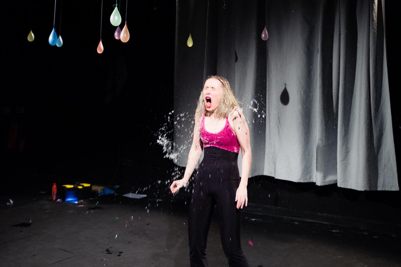 Camden People's Theatre, November 2015. Photo: Jonny Ruff
