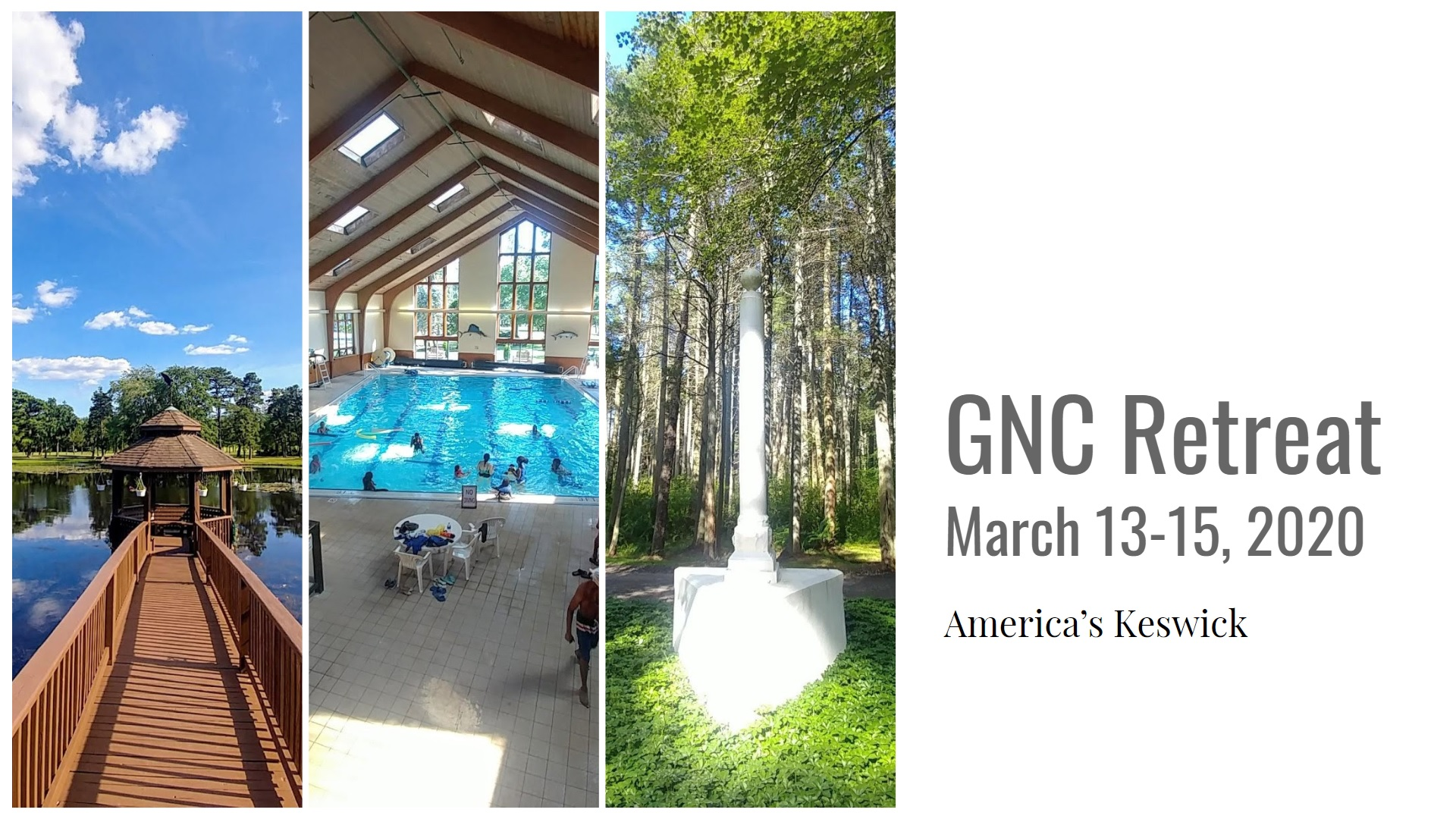 Gnc Going Out Of Business 2020.Gnc Retreat 2020 Good News Church Nyc