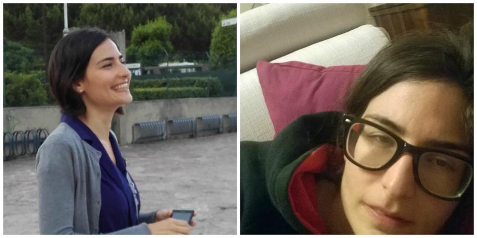 The photo on the left is me 5 months after starting DNRS, the photo on the right is me before DNRS