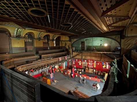 Panopticon - Britain's oldest surviving music hall