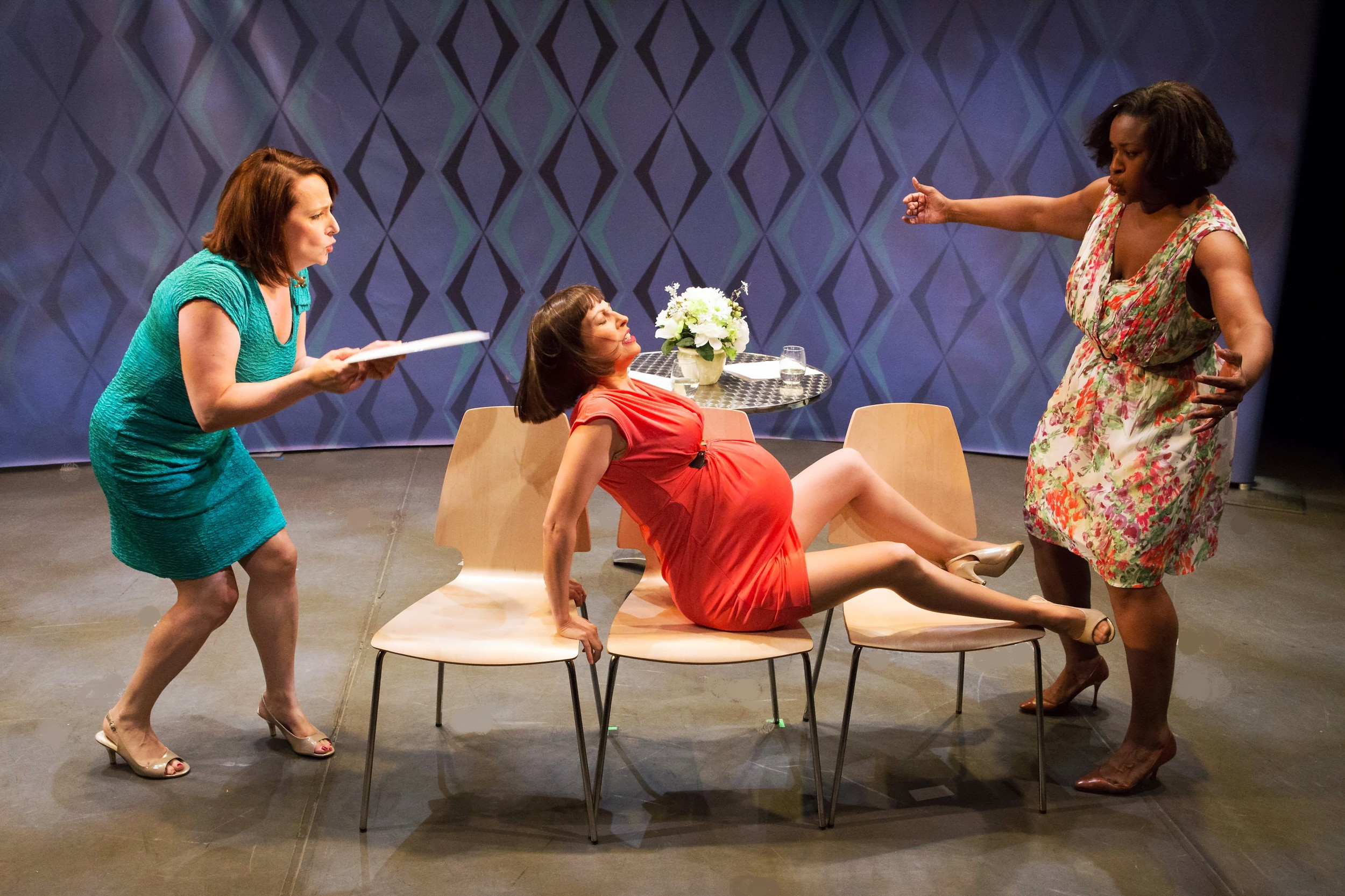 Mother, Wife and the Complicated Life - NYMF