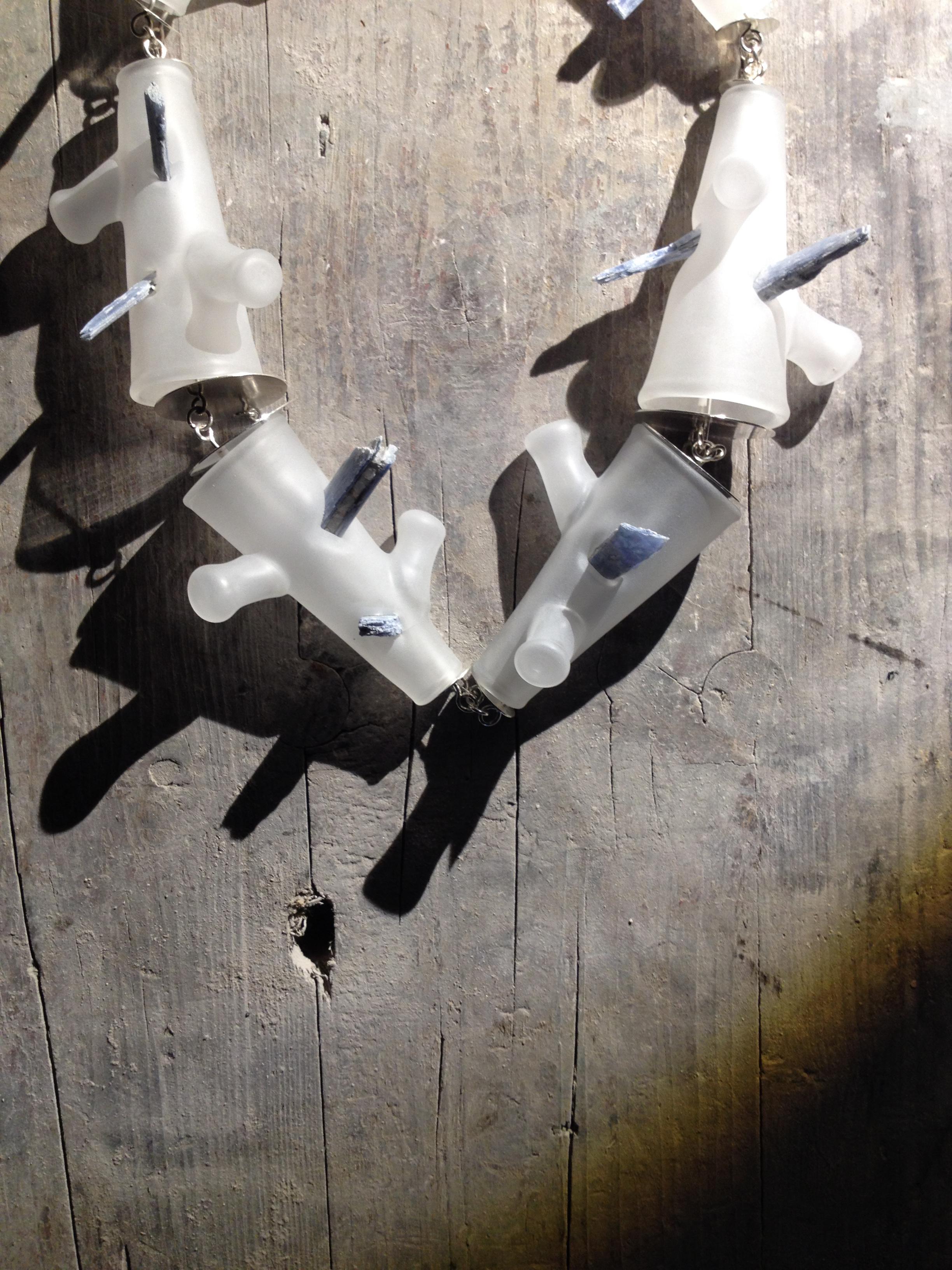 Federica Sala (detail) Unbearable Lightness , photo: OHMYBLUE