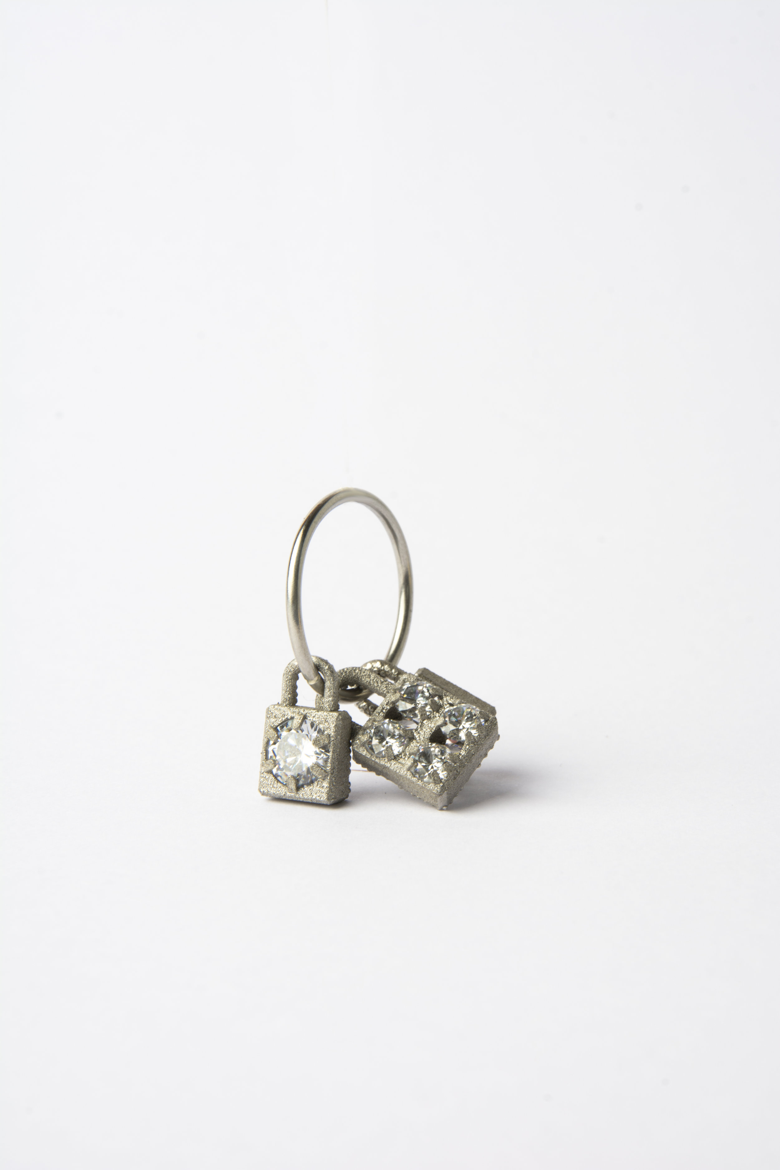 Adam Grinovich Lock Ring