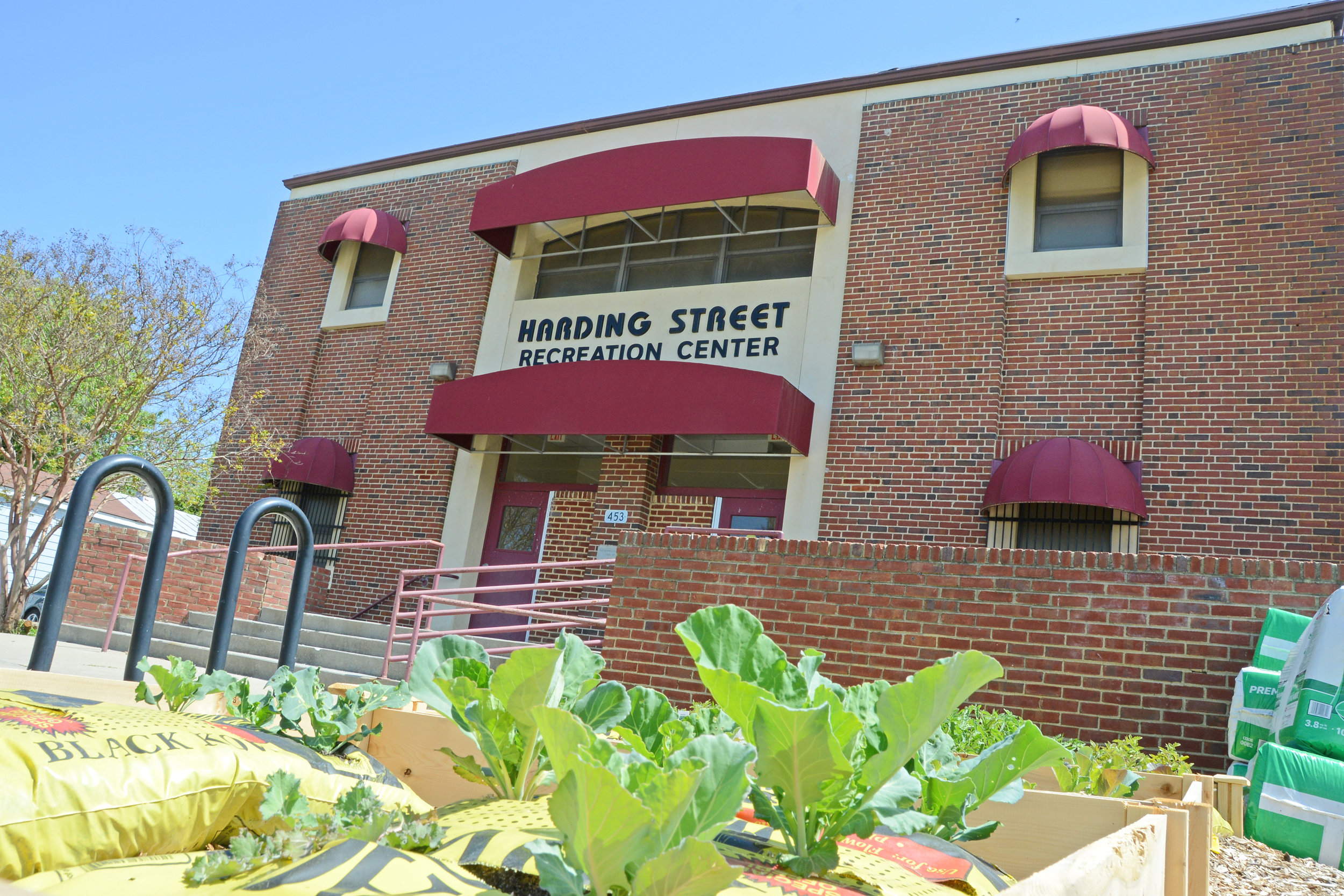 Harding St. Urban Ag Center