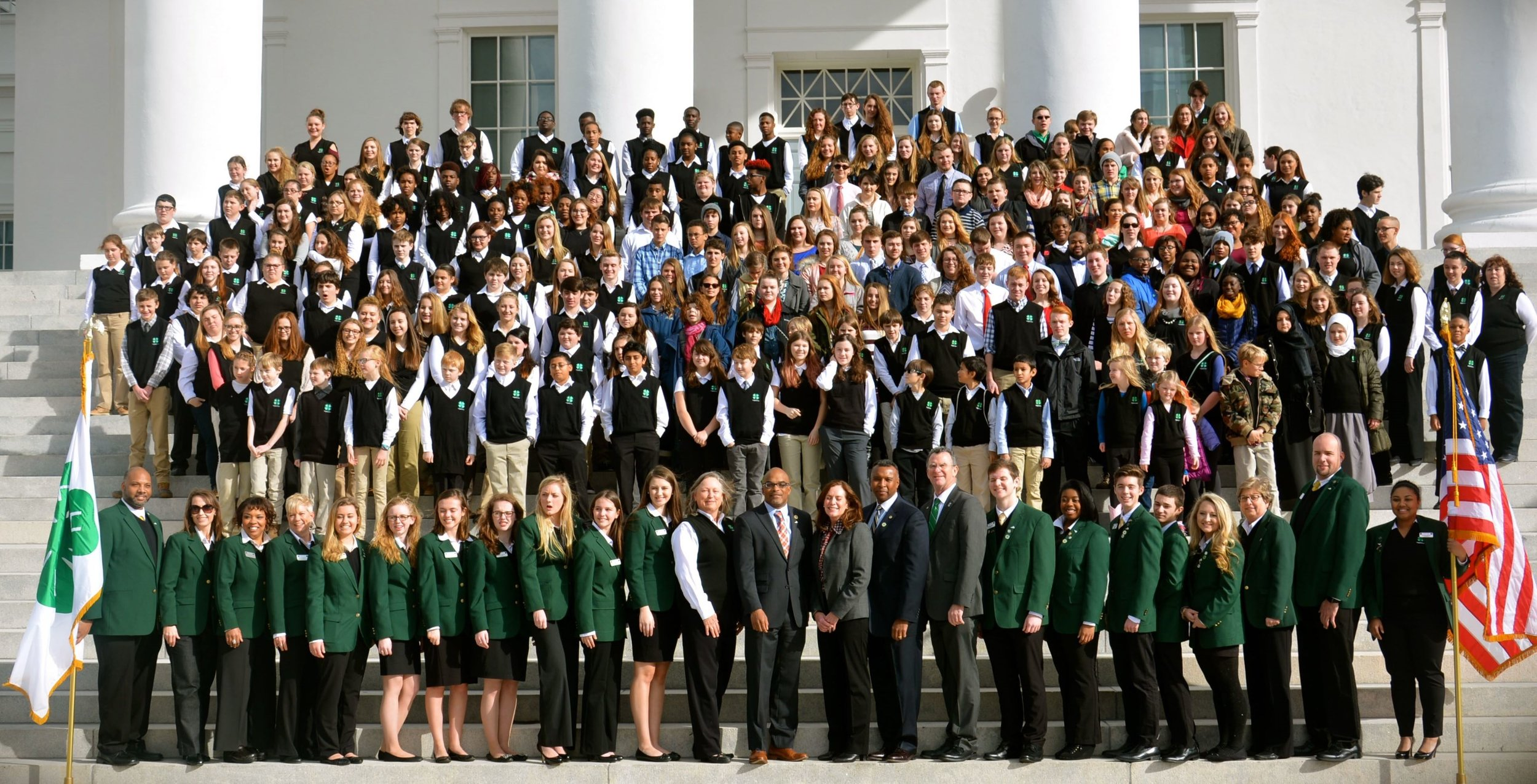 4-H Day at the Capital 2017