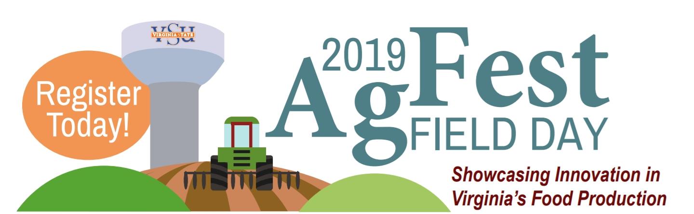 Ag Fest 2019 Banner