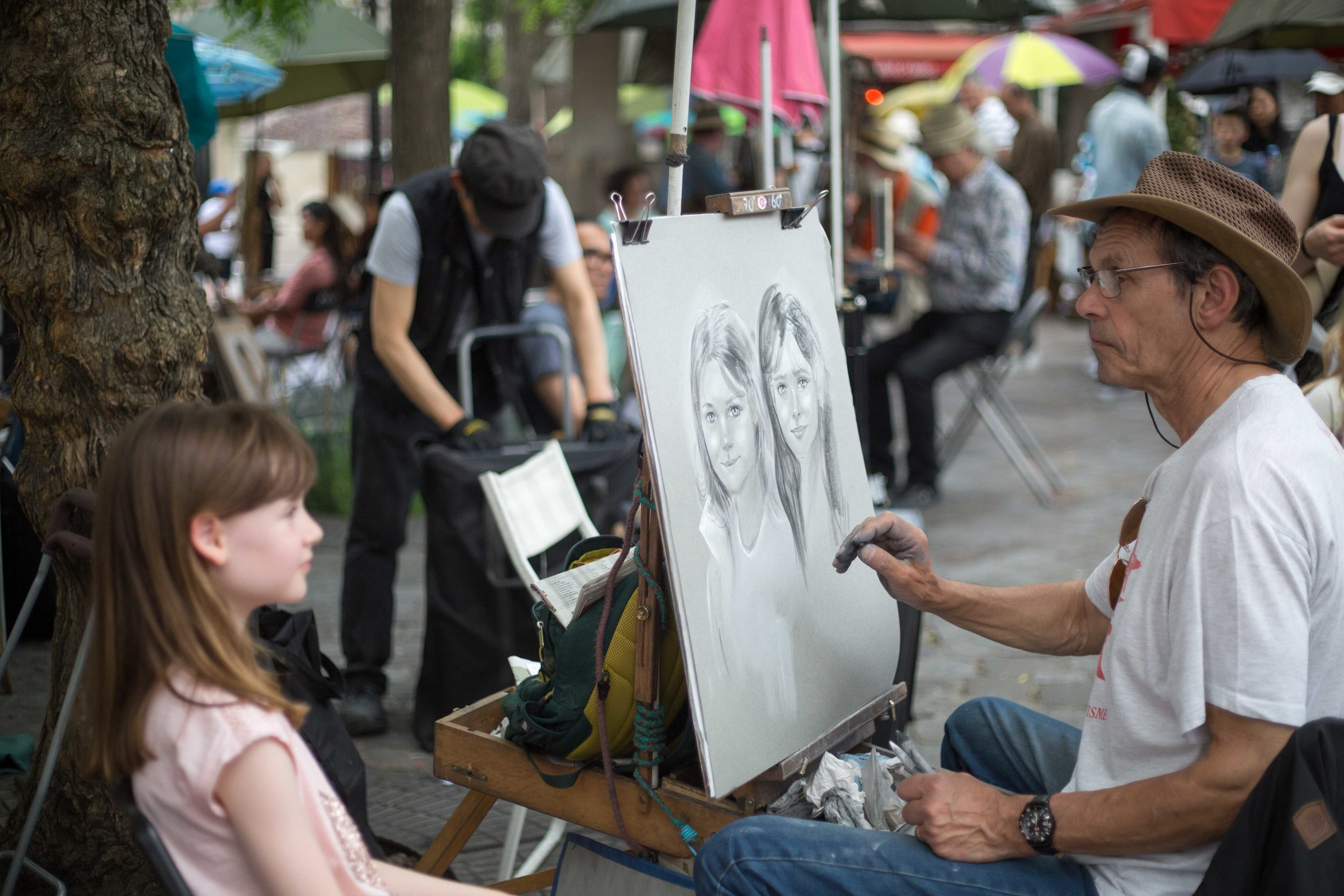 MONTMARTRE PHOTO WALK - 1 JUNE