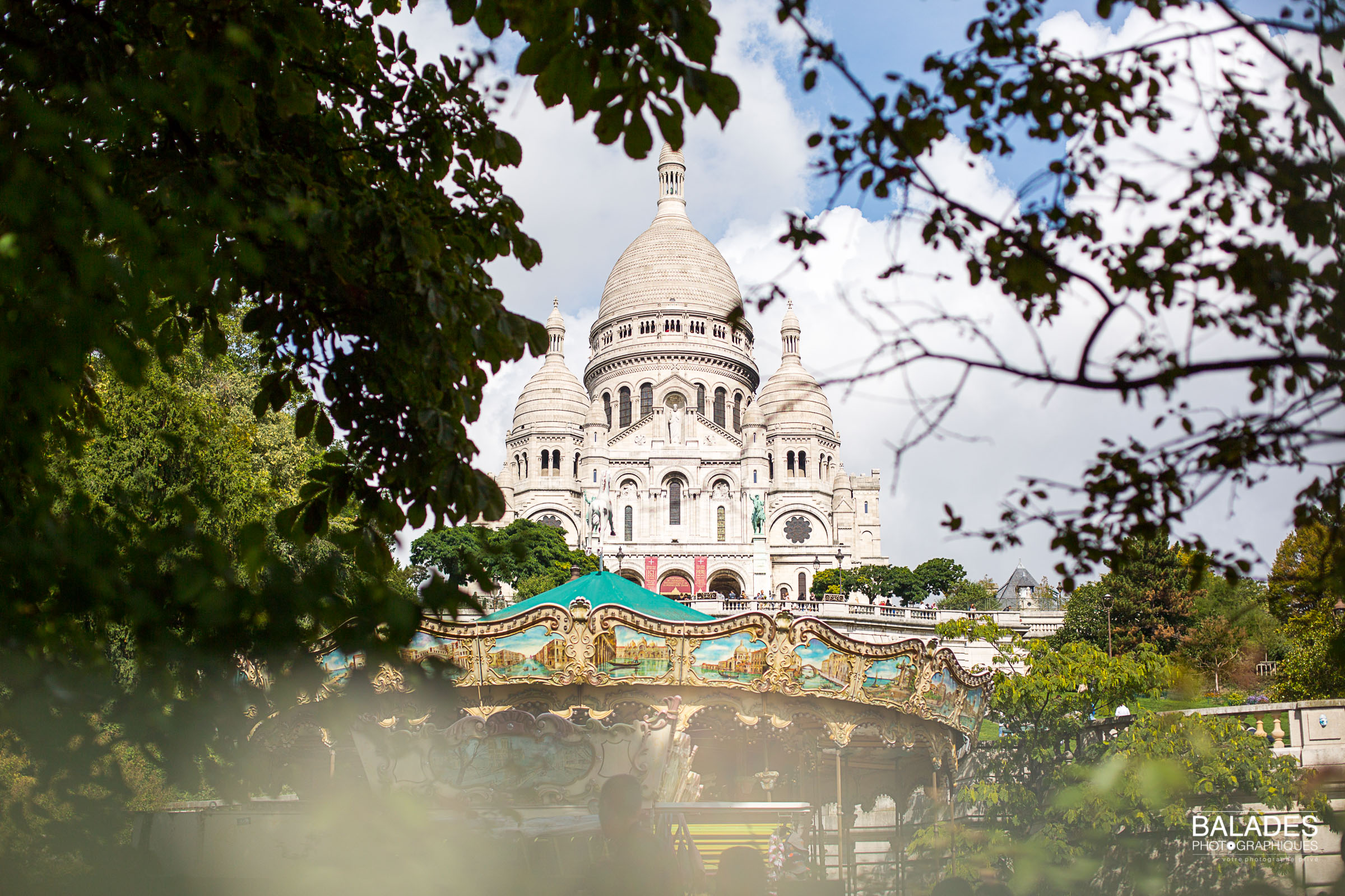SNAPSHOTS OF MONTMARTRE - 13 OCT