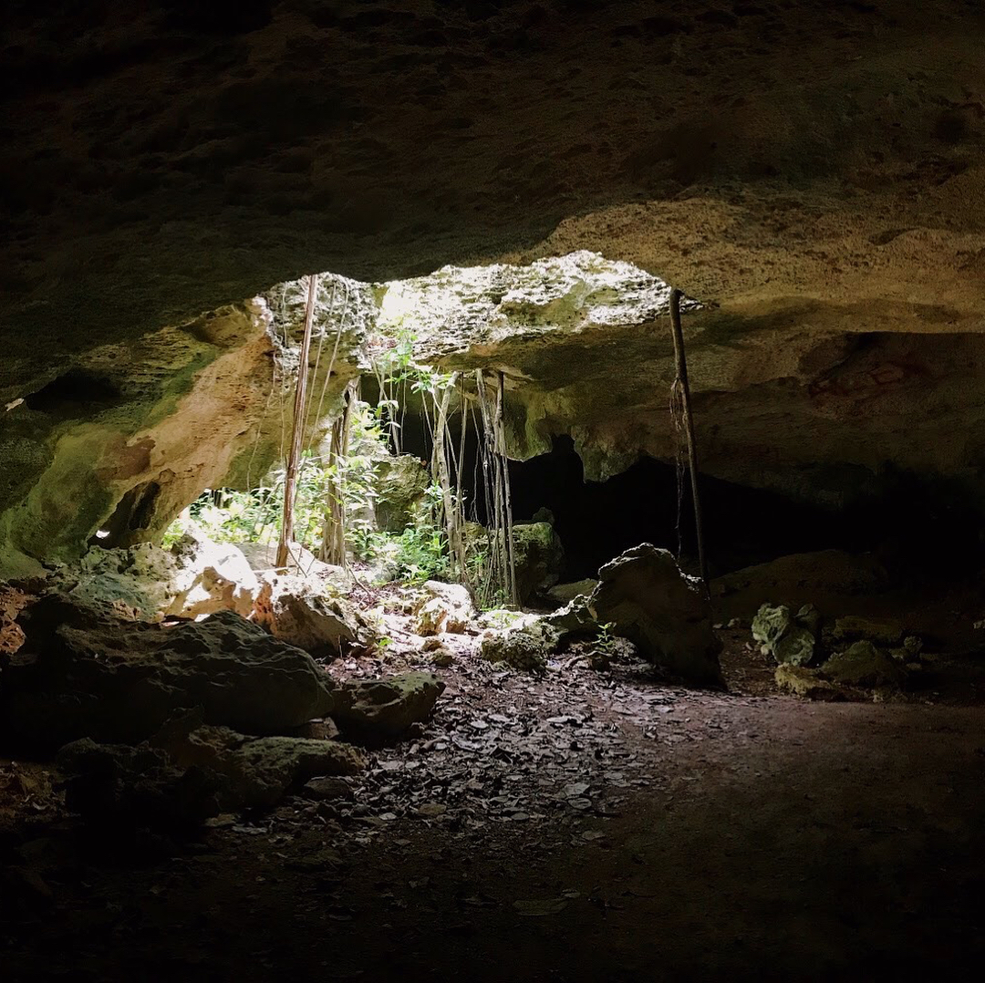 Morgan's Cave - North Andros