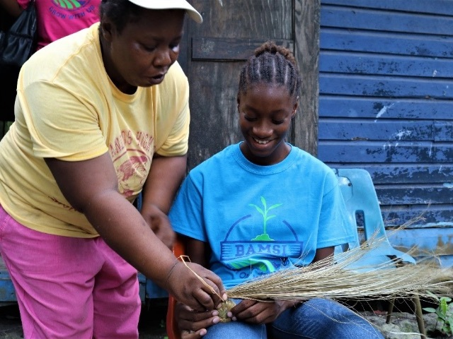 Youth from North Andros and New Providence Experienced BAMSI's 3rd Summer Camp for Teens - July 2019, Bahamas Weekly