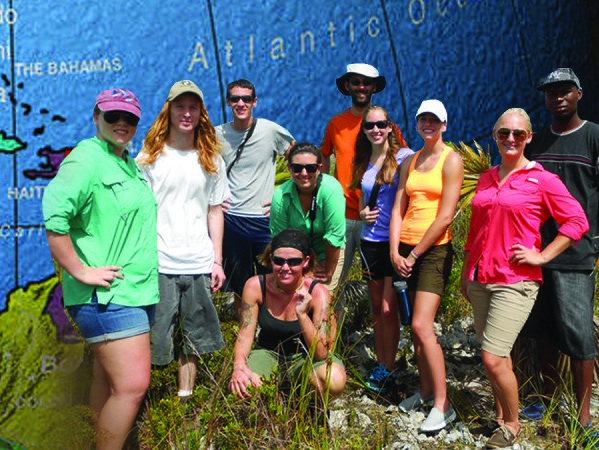 Polk's International Summer: Students Study in Bahamas, Europe - July 2013, Polk State College