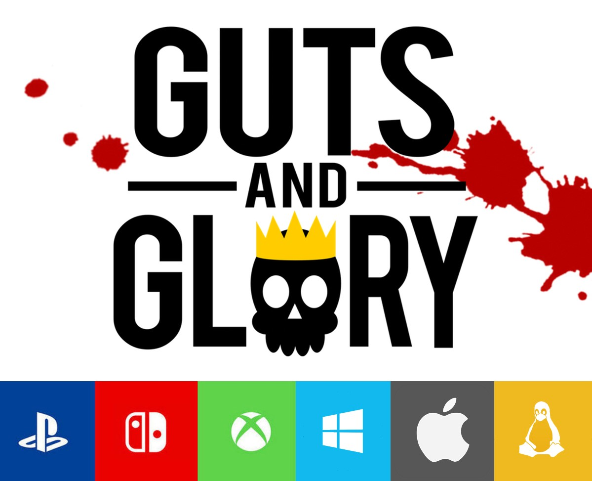 Guts and Glory Xbox PlayStation Switch Steam