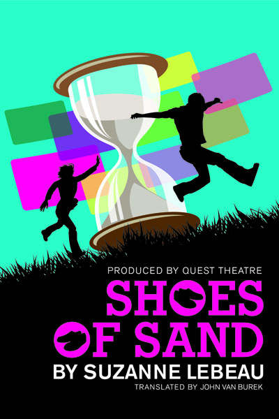 SHOES OF SAND