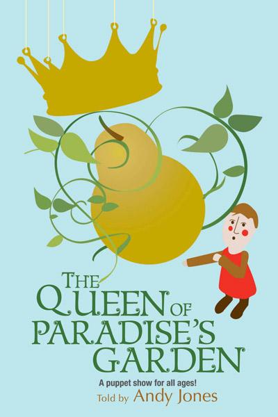 THE QUEEN OF PARADISE'S GARDEN