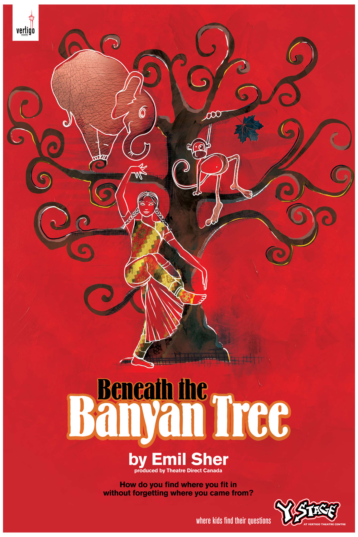 BENEATH THE BANYAN TREE