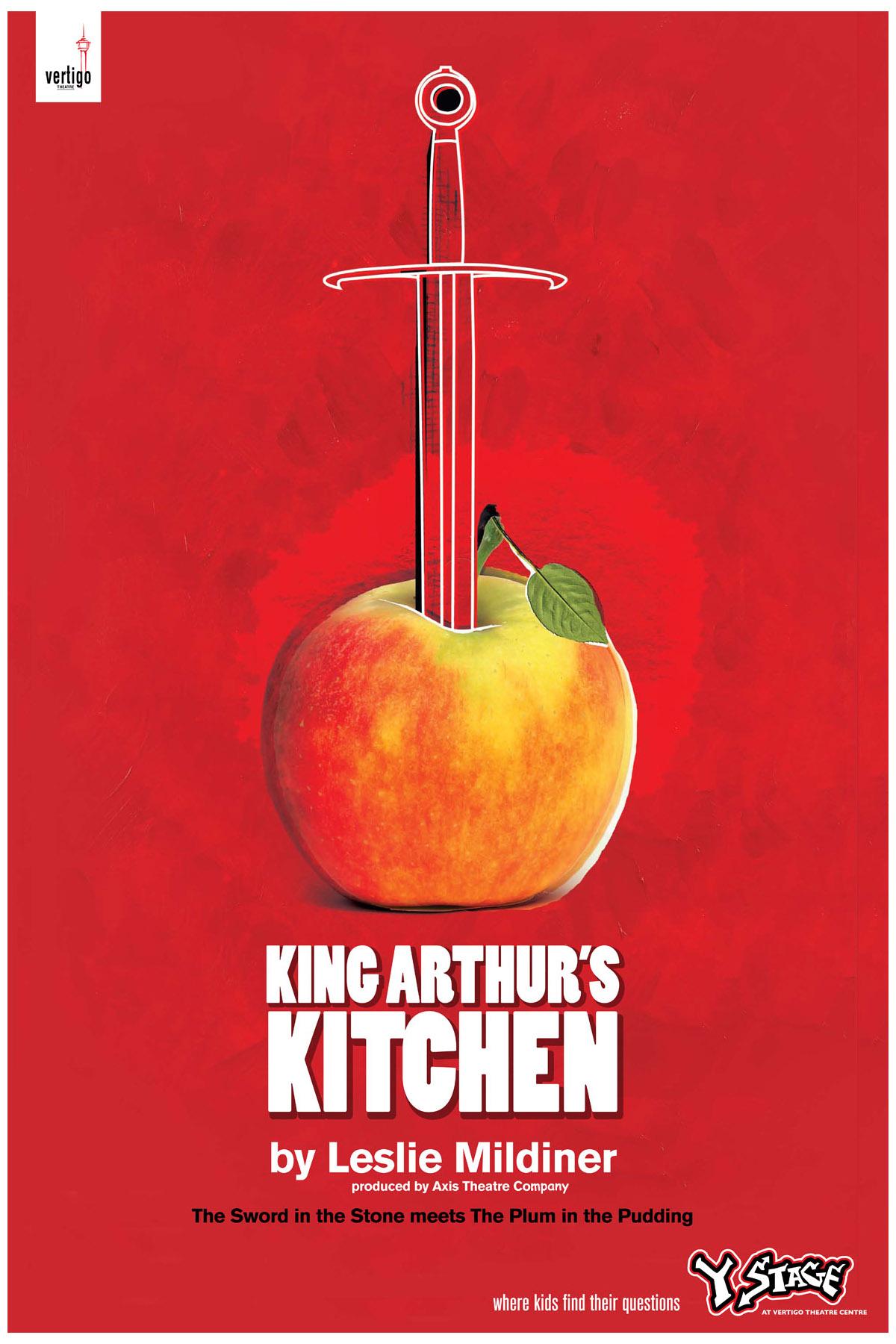 KING ARTHUR'S KITCHEN