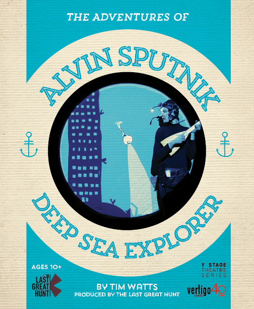 ALVIN SPUTNIK DEEP SEA EXPLORER