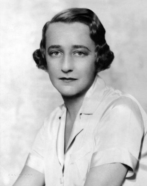 """Lillian Hellman in 1935 | Public Domain"""
