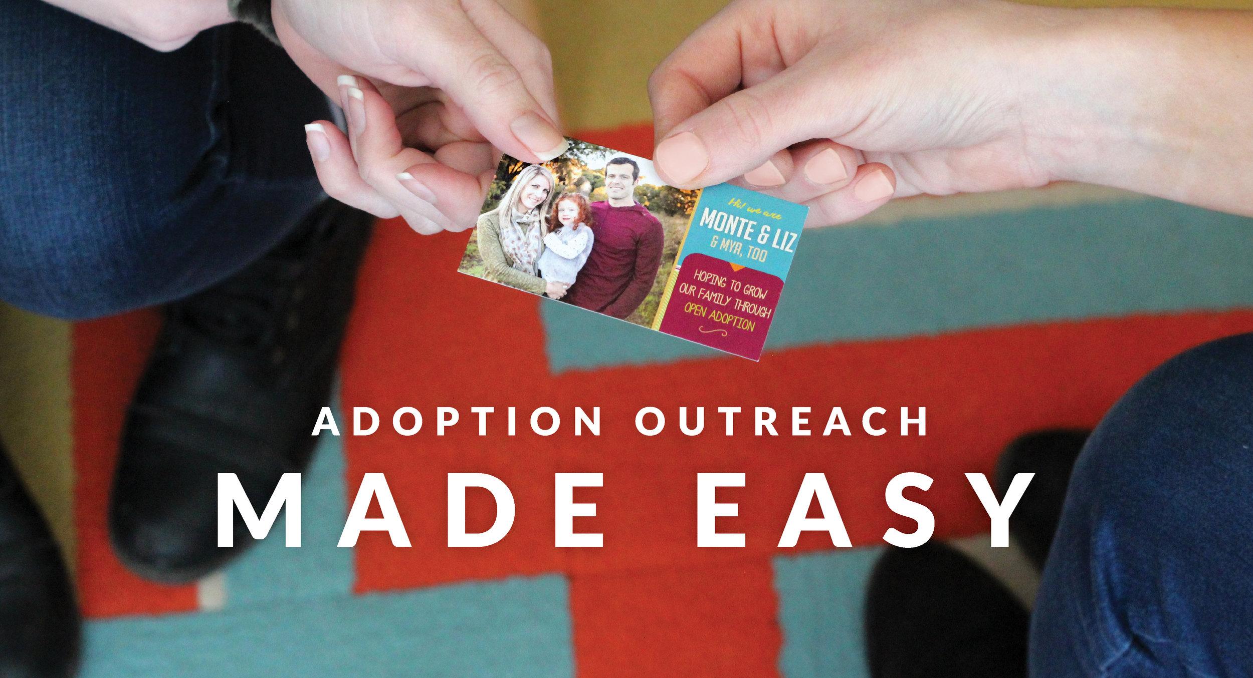 Adoption outreach