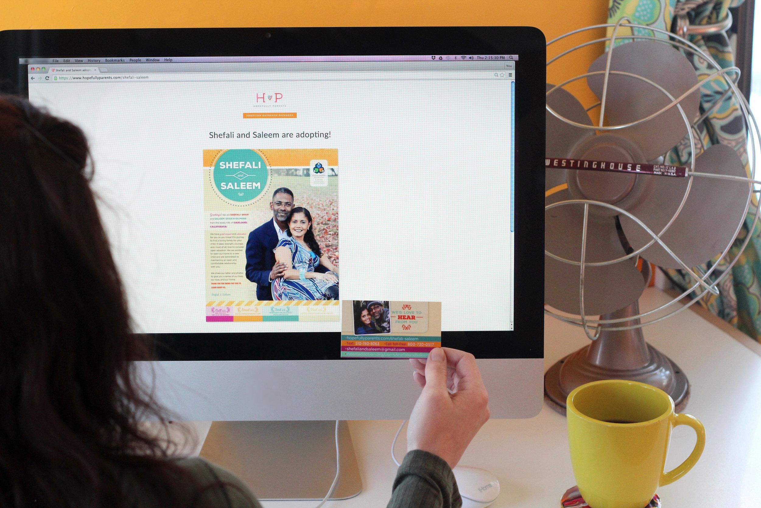 profile hosting hopefully parents adoption outreach find birthmother