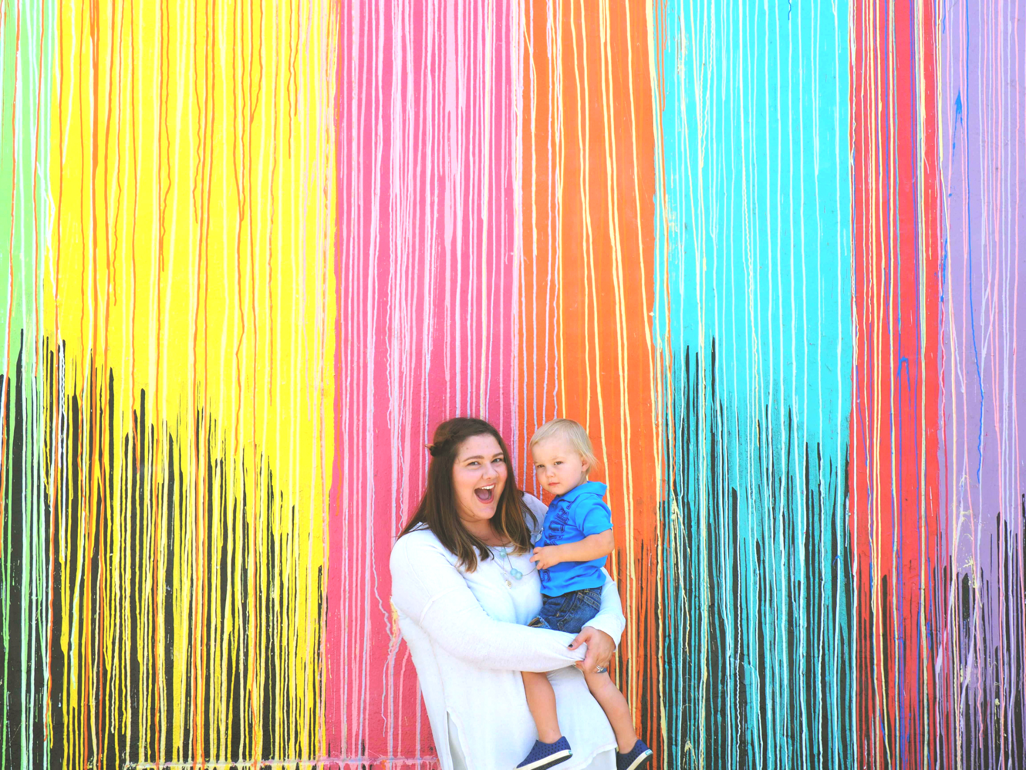 Paint wall with Mercer ☺