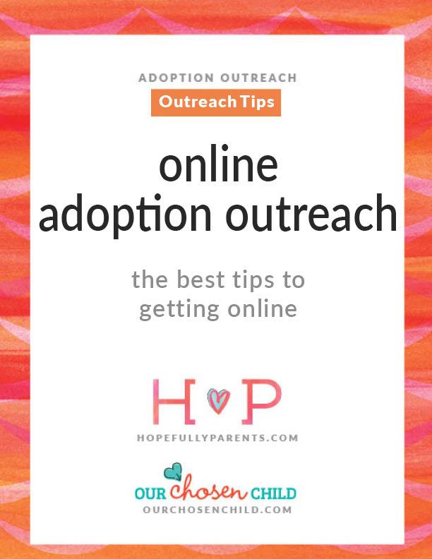 Online Adoption Outreach