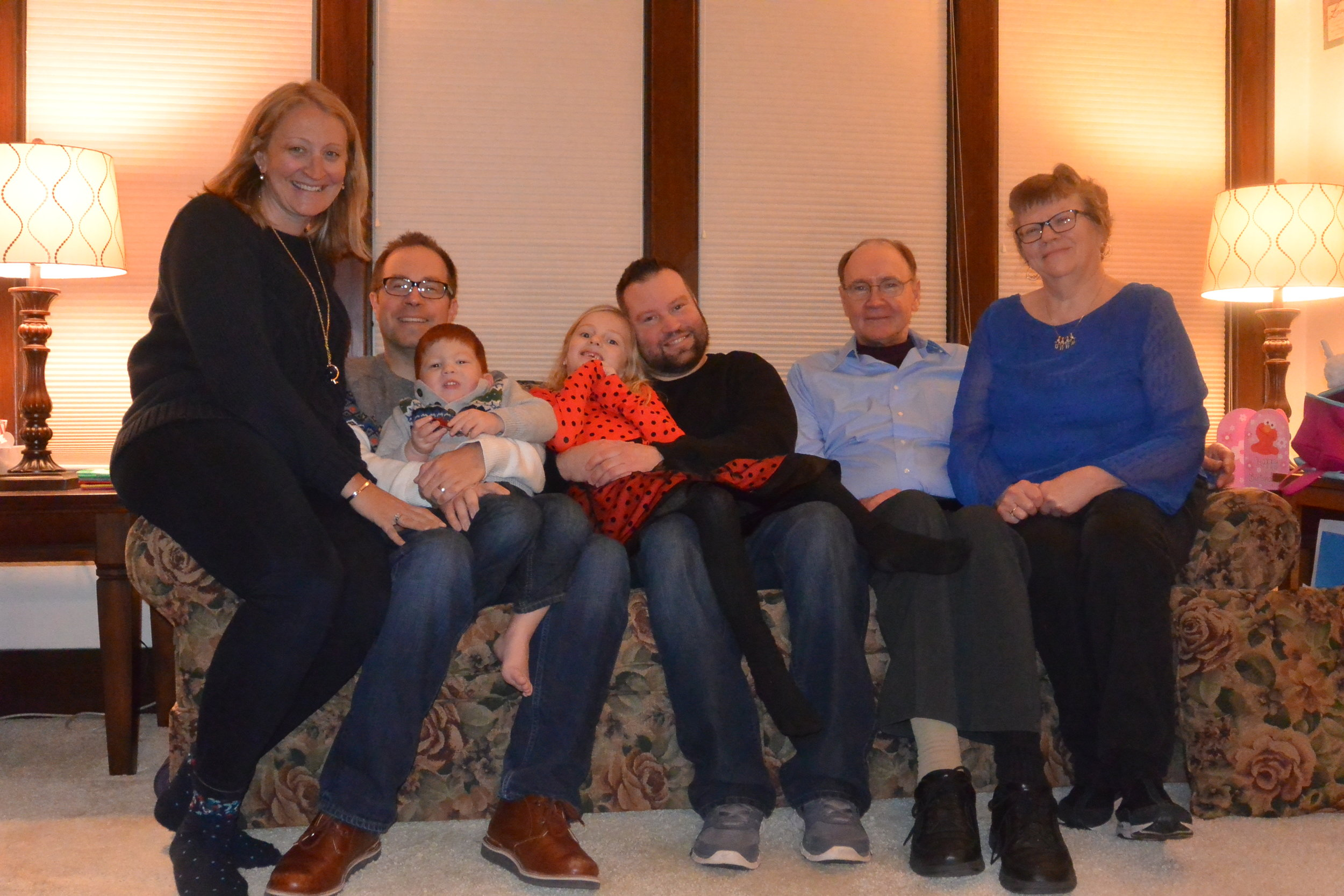 Happy loving family excited to adopt another child adoption adopting
