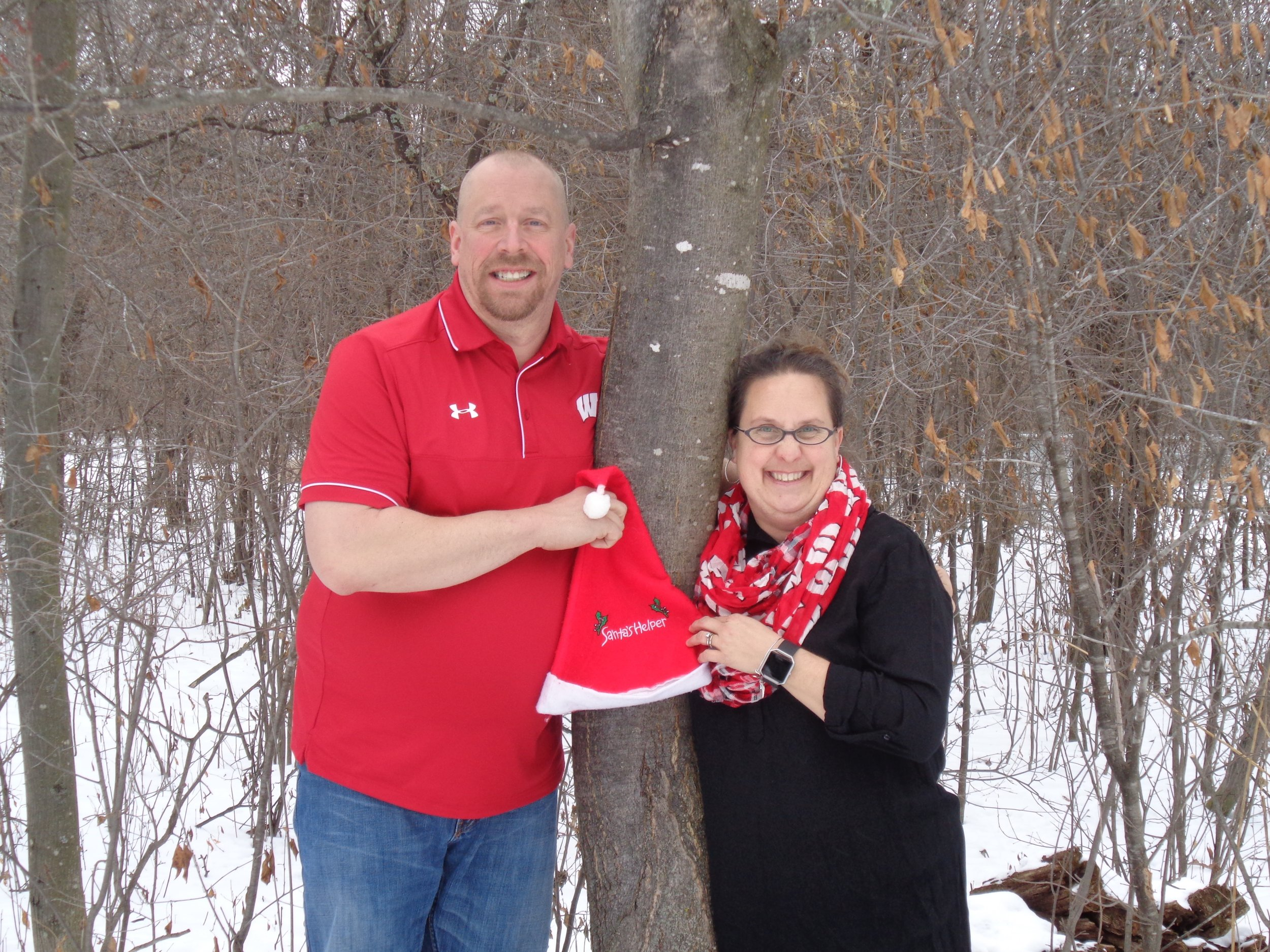 Fun loving couple from Madison Wisconsin excited to adopt