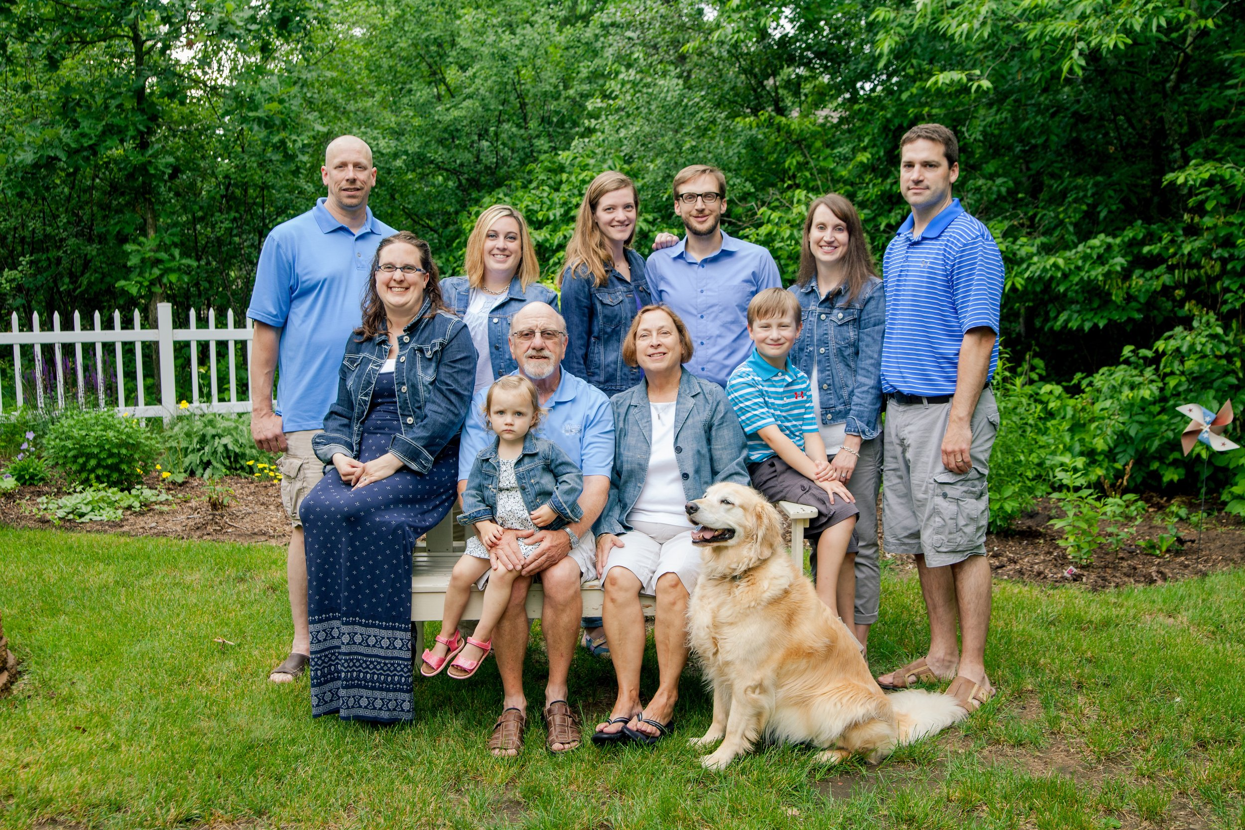 Our loving family