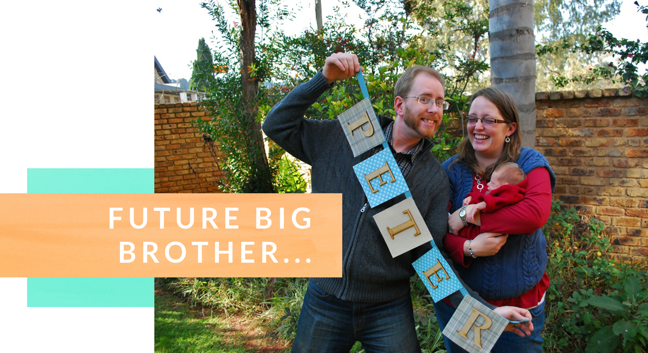 Missionary family of three from South Africa hoping to grow family through adoption