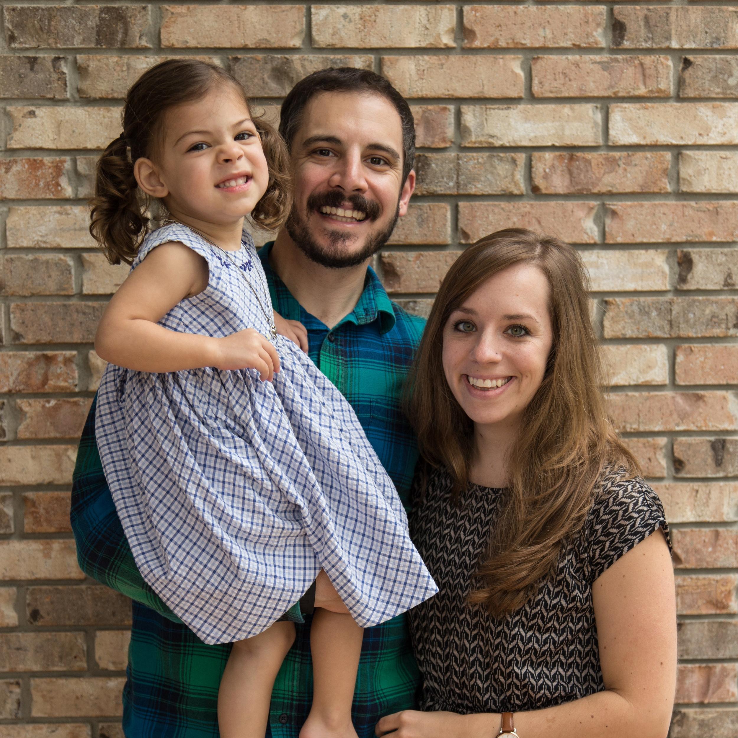 Colorado family of three praying to adopt through open adoption