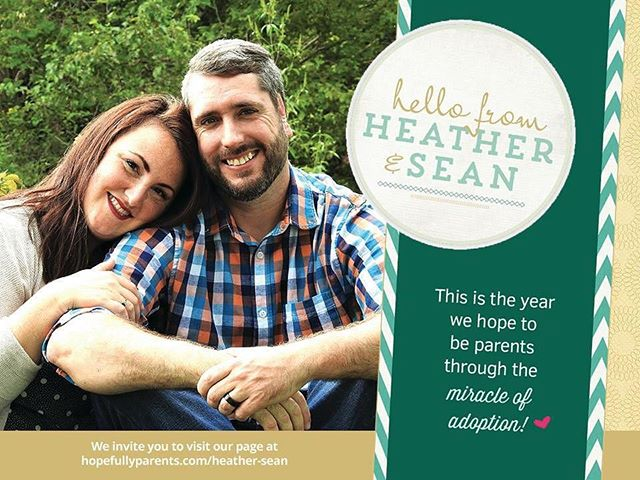 Meet Heather and Sean! These high-school sweethearts can't wait to adopt- why don't you hop over to Hopefully Parents and get to know them here: https://www.hopefullyparents.com/thesidesadopt/ • • • #hopefullyparents #adopted #adoptionrocks #adoptionislove #adoptionoutreach #theessentialguidetoadoptionoutreach