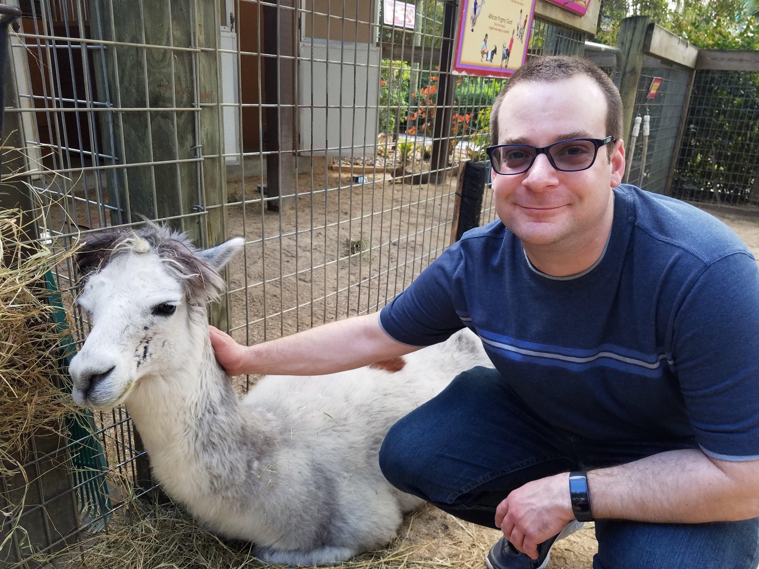 Steve petting llama.jpg