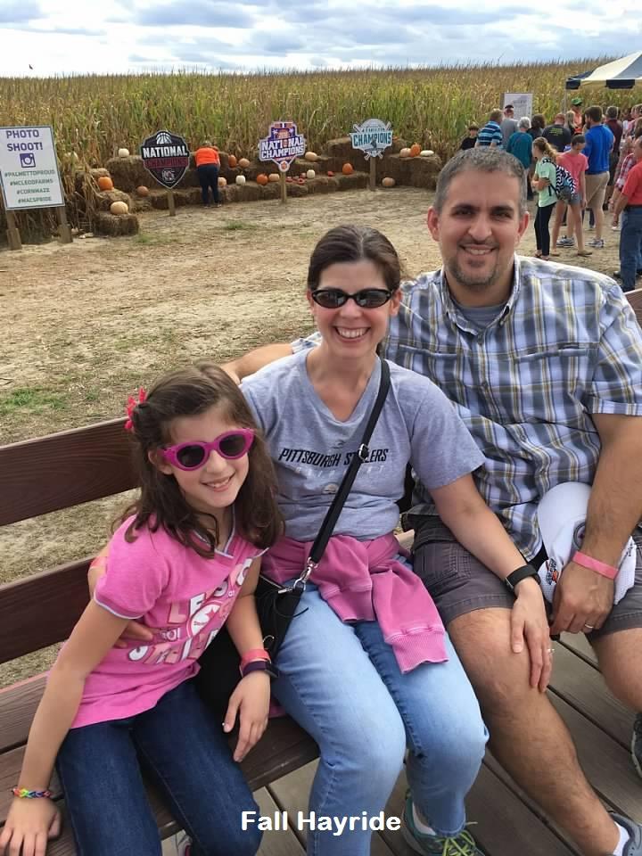 family of three ready to grow through adoption