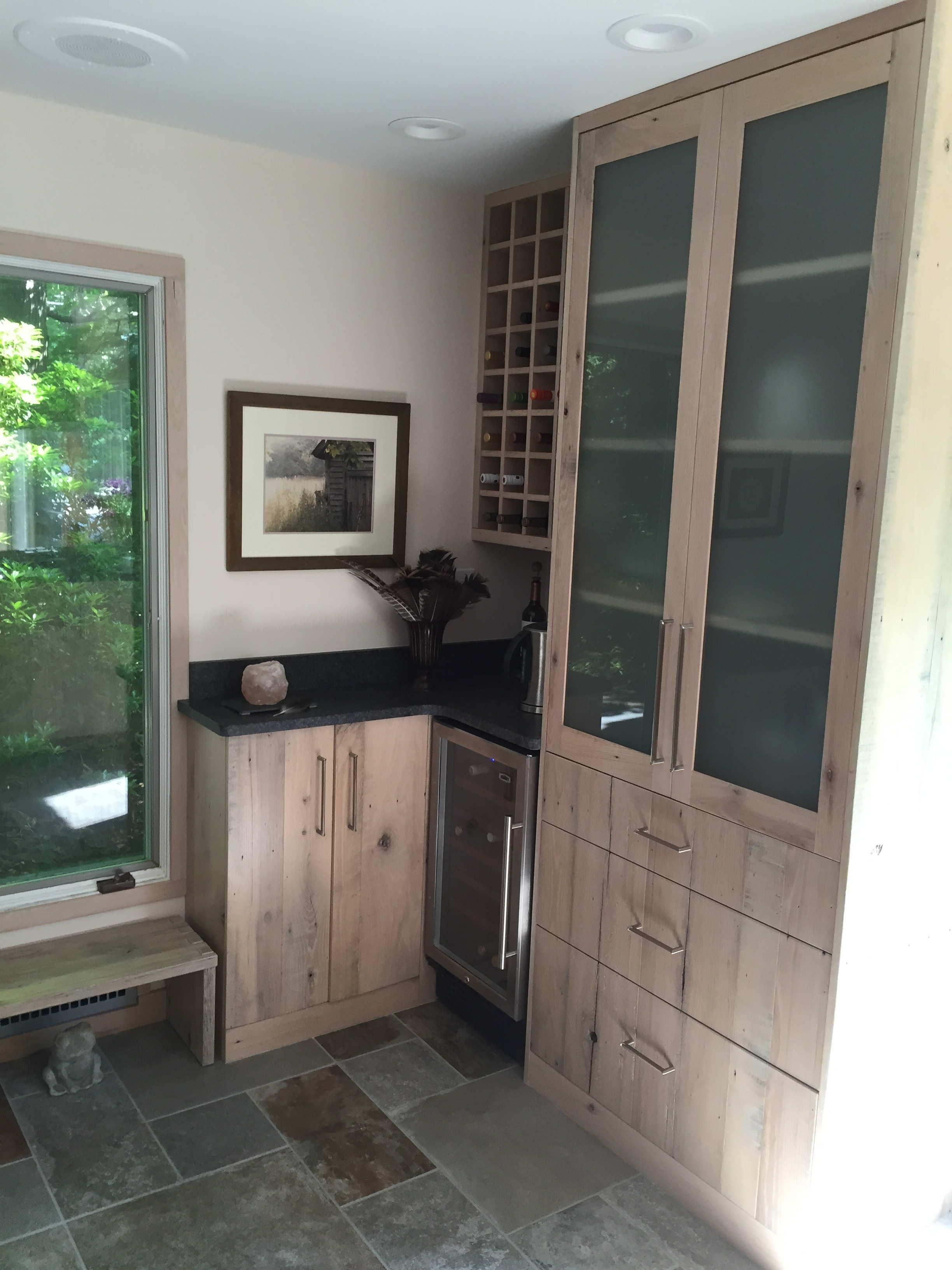 Cabinets and Wine Rack.JPG