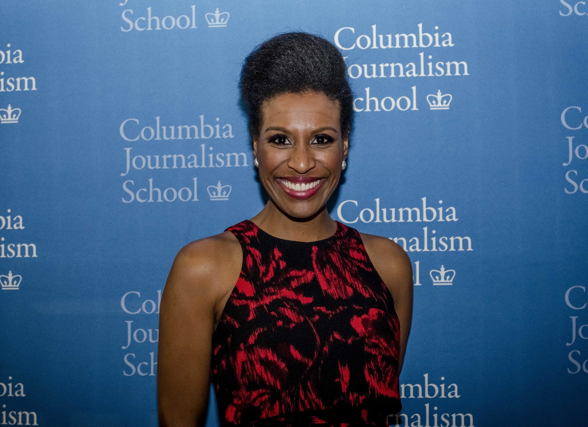 Nicole Young at the 2016 duPont-Columbia Awards.