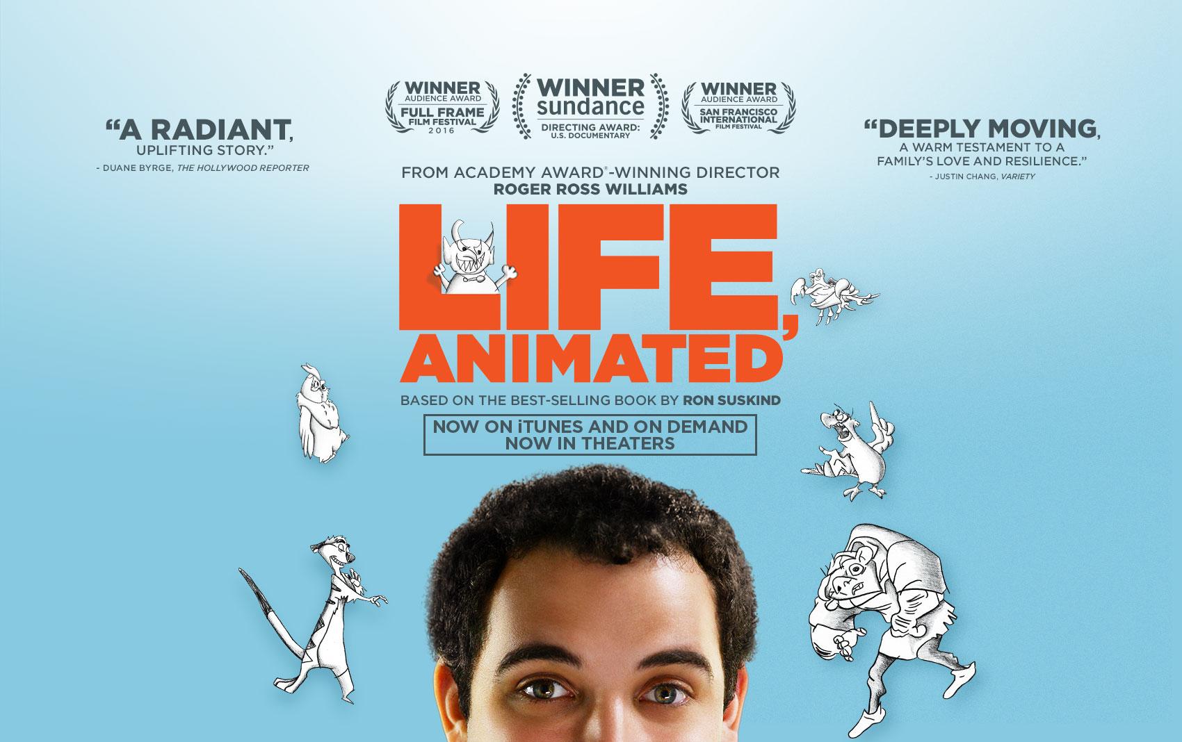 """Image courtesy """"Life, Animated."""""""