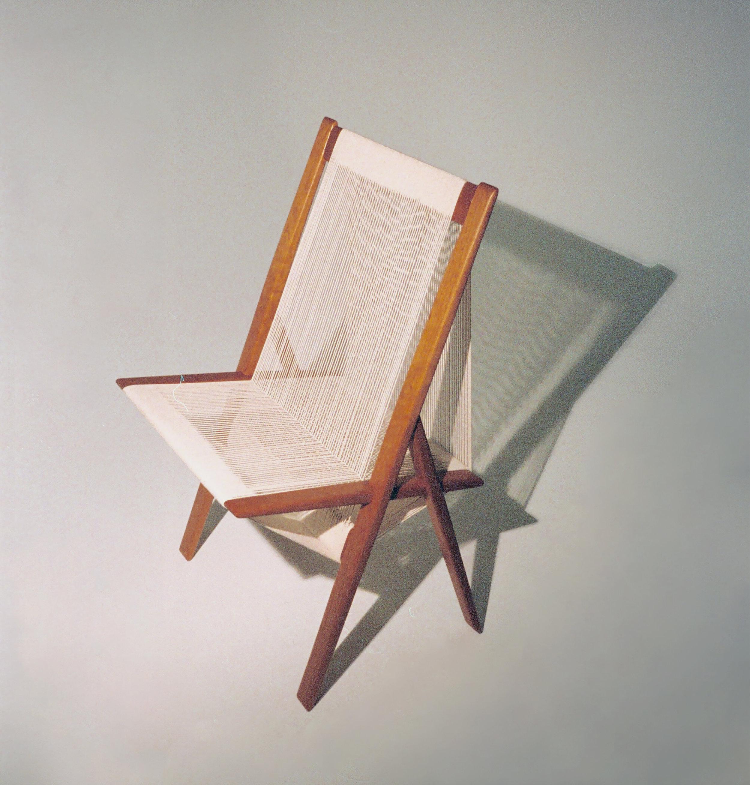 loom chair, 2018
