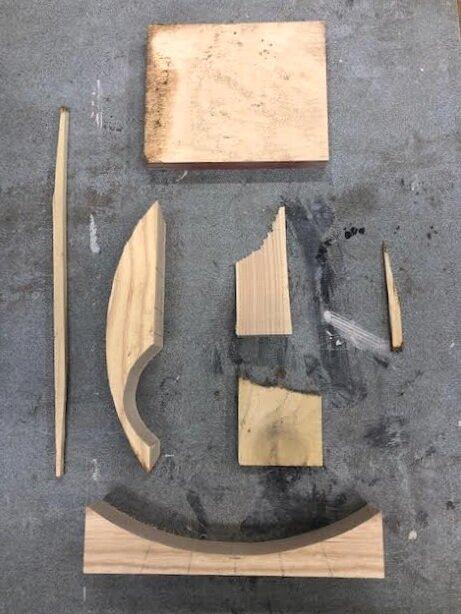 found cutoffs used to make impressions