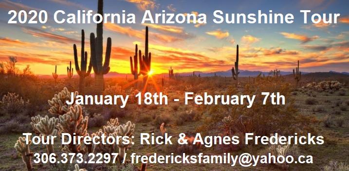 Tour Of California 2020 2020 California Arizona Sunshine Tour — Lobstick Travel & Tours