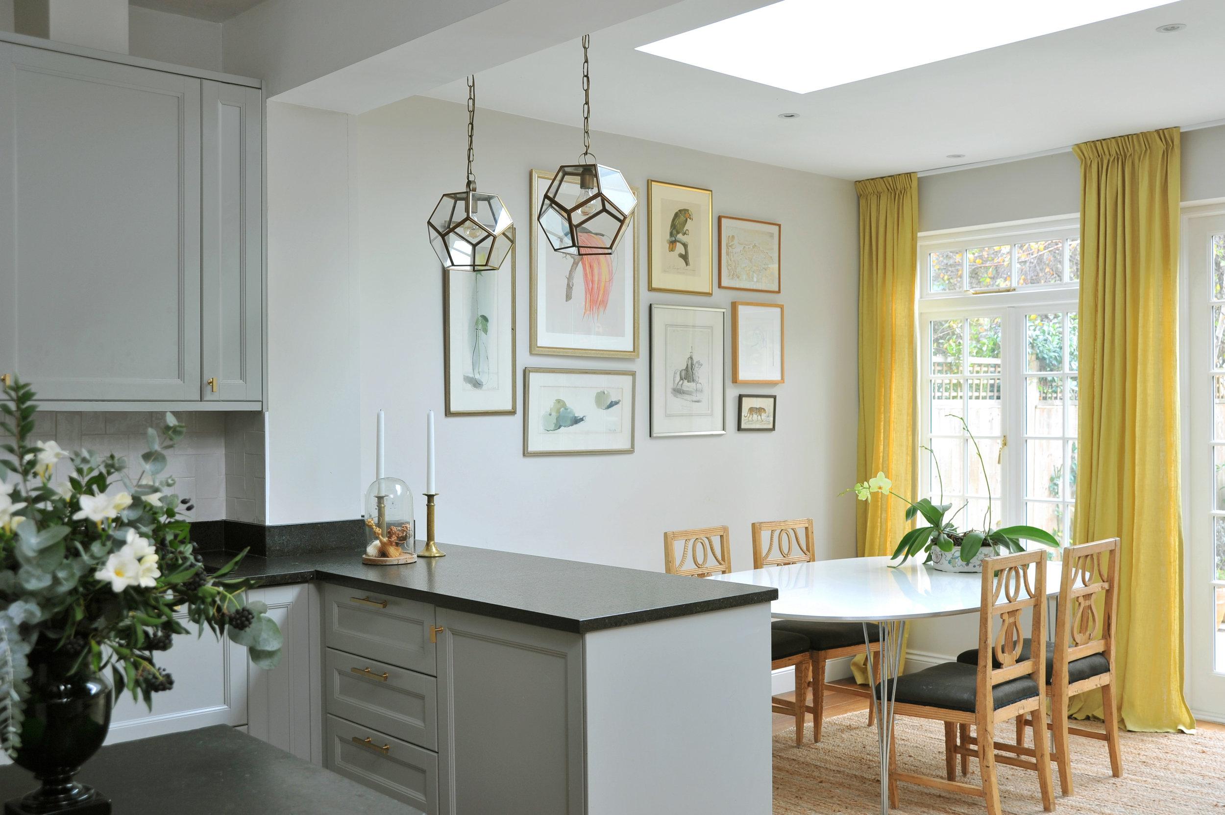 Anna Waldburg Wolfegg interior design in Central London