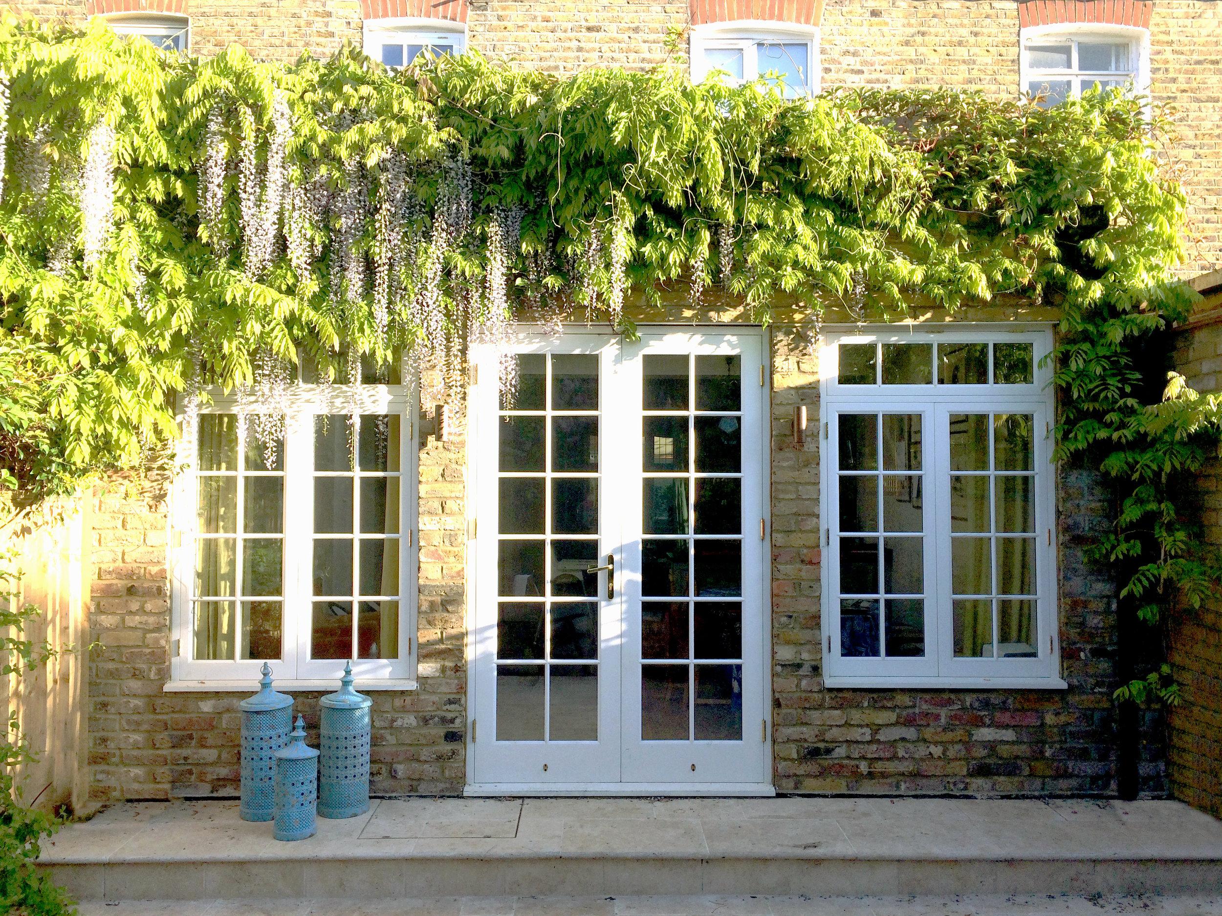 Riverside London home interior design by Anna von Waldburg