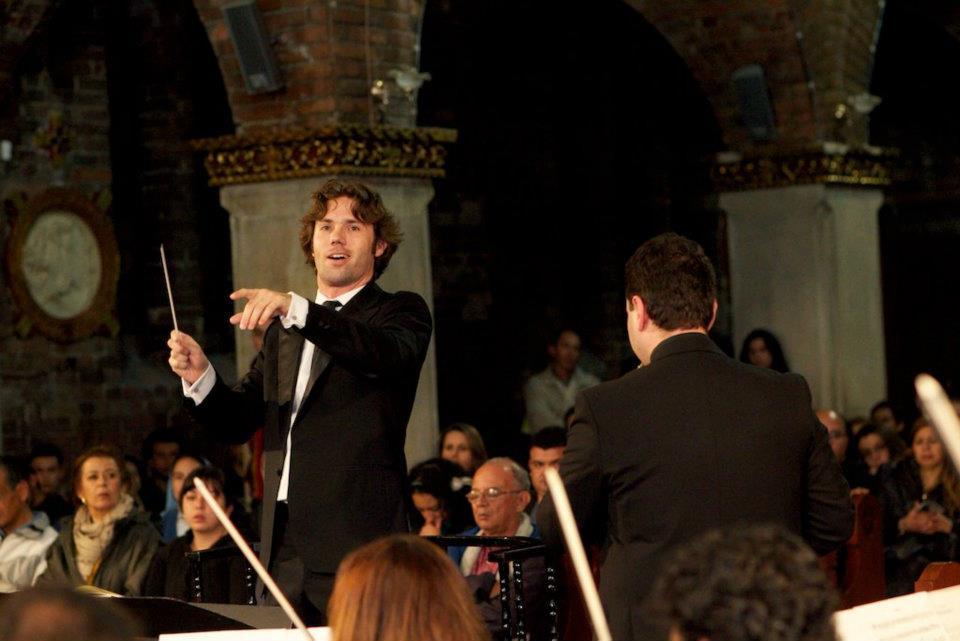 Bogotá | Orquesta filarmónica de Bogotá  Mozart, Horn Concerto no. 3   July 2012