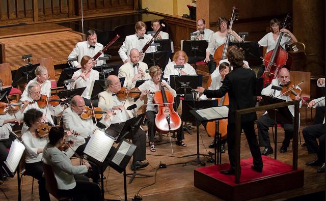 National Arts Center Orchestra, Ottawa  Mozart,  Idomeneo Ballet music   July 2011