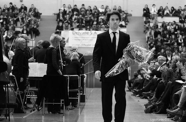 Orchestre national de Lille  © Ugo Ponte -April 2013
