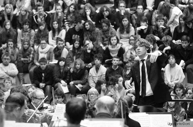 Orchestre national de Lille  Dvorak,  Symphony no. 8   © Ugo Ponte -April 2013