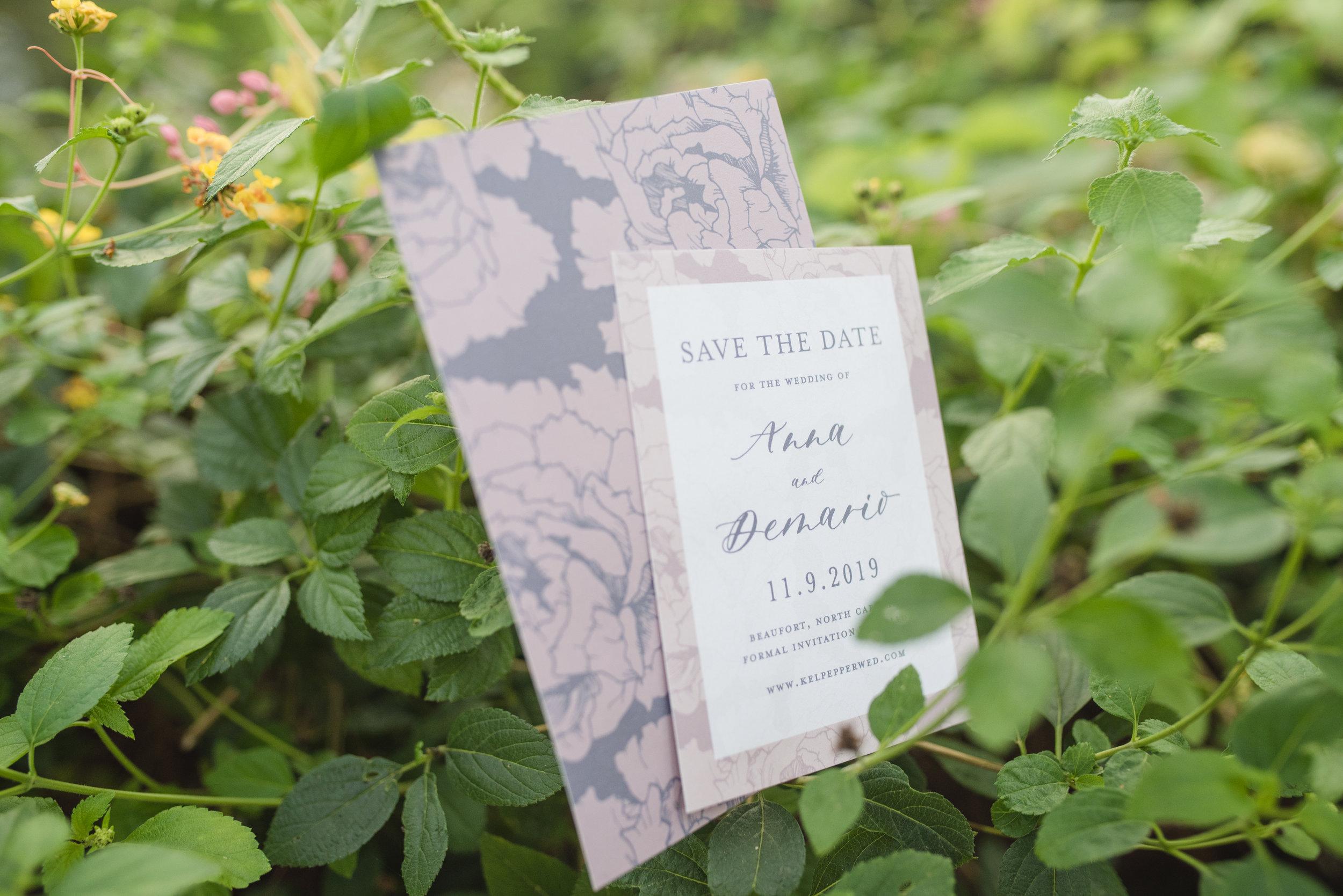 Anna Hand Drawn Wedding Invitation Pink Peonies Feathered Heart PrintsButterfly Garden (144 of 187).jpg